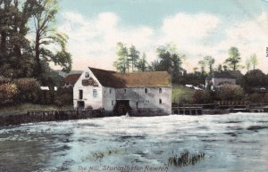 STURMINSTER NEWTON, Dorset, England, 1900-1910's; The Mill