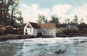 STURMINSTER NEWTON, Dorset, England, 1900-1910's; The Mill