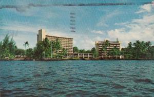 Hawaii Hilo Naniloa Hotel 1969