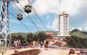Hotel Humboldt, Caracas, Venezuela, PU-1958