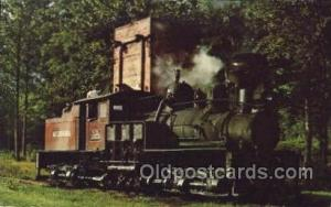 Graham County Train Trains Locomotive, Steam Engine,  Postcard Postcards  Gra...