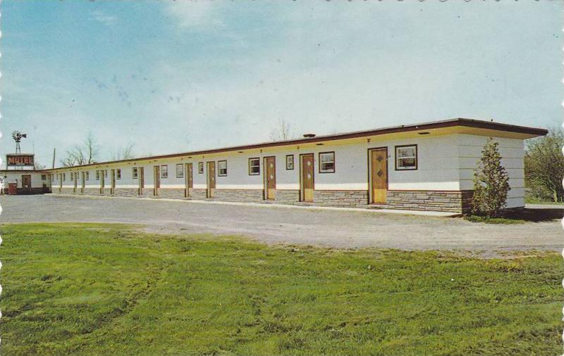Motel St-Ours , ST-OURS , Quebec , Canada , 1950-60s