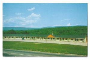 Peaceful Valley Motel Bennington VT Edwin Alma White Prop.