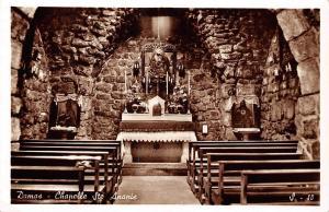 Syria Damas - Chapelle Ste Ananie Interior view