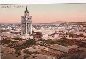 Tunisia Tunis Vue generale