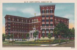 Missouri Kansas City St Joseph Hospital
