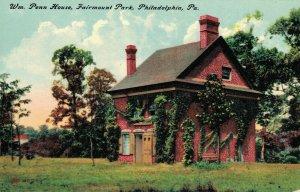 USA Wm. Penn House Fairmount Park Philadelphia 04.30