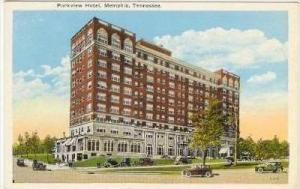 Parkview Hotel , Memphis, Tennessee, 1910s