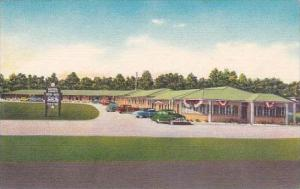 Alabama Mobile Winter Gardens Motor Hotel