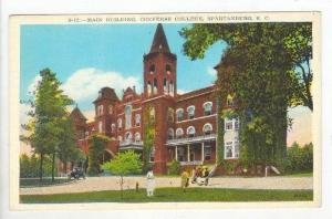 Main Building,Converse College,Spartanburg,SC,00 -10s