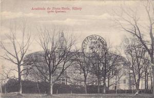Academie de Jesus-Marie, Sillery (pres. Quebec), Canada, PU-1907