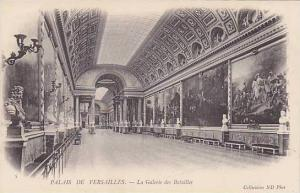 Interior, La Galerie Des Batailles, Palais De Versailles (Yvelines), France, ...