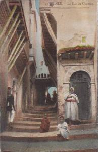 La Rue Du Chameau, Alger, Algeria, Africa, 1900-1910s