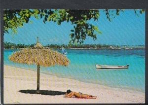 Mauritius Postcard - Trou Aux Biches    T4167