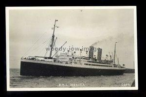 bf927 - Canadian Pacific Liner - Melita - postcard by B Feilden