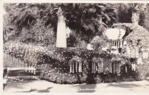 RP, Tournament Of Roses Float , Pasadena , California, 1921