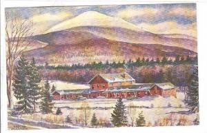 Mendon- Pico Motel, Vermont,  40-60s