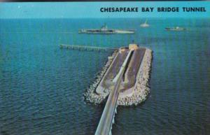 Virginia Chesapeake Bay Bridge Tunnel