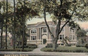 BARRE, Vermont, PU-1911; Public Library