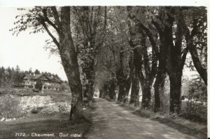 France Postcard - Chaumont - Golf Hotel - Ref 16689A