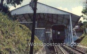 Penang Hill Railway Penang Malaysia Unused