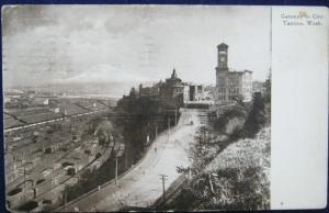 Gateway To The City Tacoma WA 1908