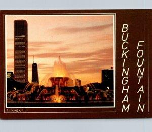 Illinois Chicago Buckingham Fountain