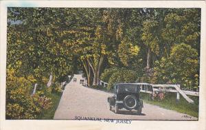 New Jersey Squankum Road Scene