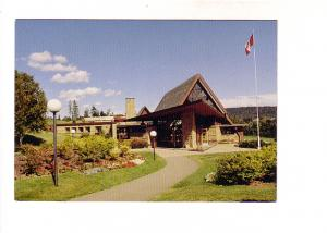 Alexander Graham Bell Museum, Cape Breton, Nova Scotia, Photo Wes MacQueen