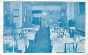 Budapest Restaurant interior Hungary Trombitas Vendeglo
