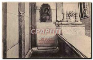 Postcard From Old Jerusalem Interior St Sepulcher