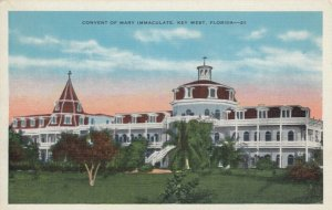 KEY WEST, Florida, 1910-30s; Convent of Mary Immaculate