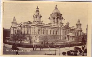 BELFAST, Northern Ireland, 1910s-20s; City Hall