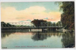 Lincoln Bridge, Passaic River, Paterson NJ