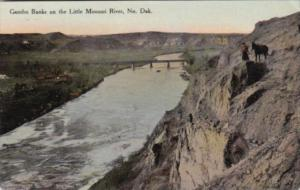 North Dakota Gumbo Banks On The Little Missouri River