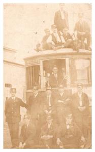 Trolley Conducters   RPC