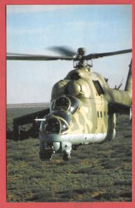 Aircraft - #19 - Mi-24 Hind Attack Helicopter
