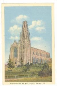 Basilica of Christ the King, Hamilton, Ontario, Canada, 10-20s
