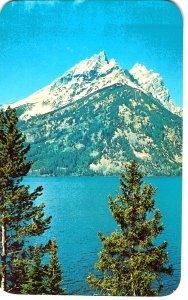 #3947. Mt. Teewinat in Grand Teton National Park