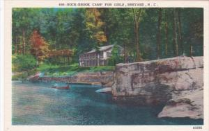 North Carolina Brevard Rock Brook Camp For Girls