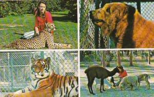 Florida Melbourne Houser's Zoo Multi View