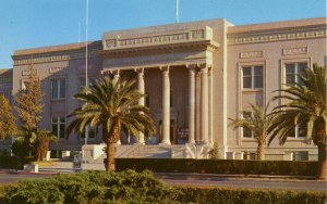CA - El Centro. Imperial County Courthouse