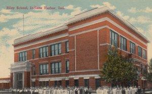 INDIAN HARBOR , Indiana , 00-10s ; Riley School