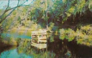 Florida Suwannee River Suwannee Belle Show Boat 1964