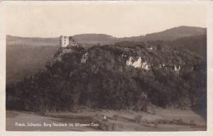 RP, Burg Neideck Im Wiesent-Tale, Frank. Schweiz, Switzerland, 1920-1940s