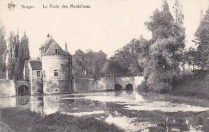 Belgium Bruges La Porte des Marechaux