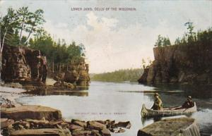 Wisconsin Dells The Lower Jaws