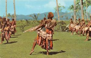 Fiji Spear Dance  Spear Dance