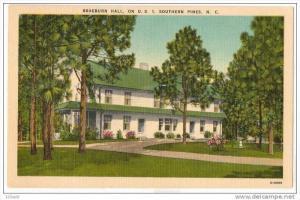 North Carolina Southern Pines - Braeburn Hall , 30-40s