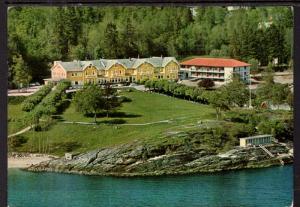 Solstrand Fjord Hotel,Near Bergen,Norway BIN